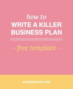 Email marketing business plan